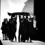 © Fabian Blaschke Umasan 17-01-2014 FashionWeek Berlin