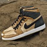 """Die coolsten Sneaker 2013 – Air Jordan 1 """"Desert Storm"""" By JBF Customs (+English version)"""
