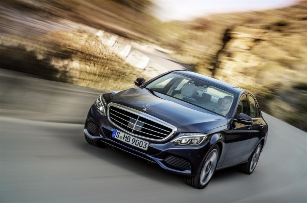 "Mercedes-Benz Roadtrip 2014: ""Guarding the new C-Class"""