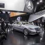 Mercedes-Benz auf der North American International Autoshow (NAIAS), 2014 in DetroitWeltpremiere des neuen S 600Mercedes-Benz at the North American International Autoshow 2014 in DetroitWorld Premiere of the new S 600