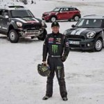Generalprobe im Schnee: Rallye-Dakar-Fahrer testen den MINI ALL4 Racing
