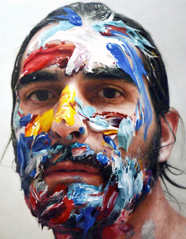 Outstanding Artists| Eloy Morales – Paintings on a whole different level!