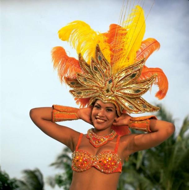 60. Jubiläum des Karnevals versetzt Karibikinsel in Ausnahmezustand