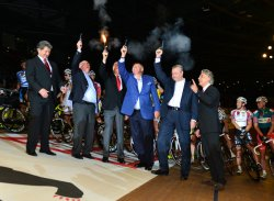 103. Berliner Sechstagerennen feiert Auftakt nach Maß