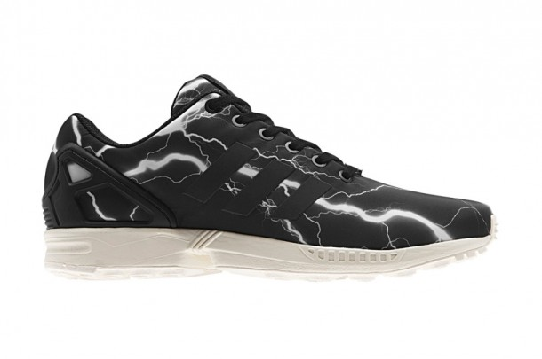 "Die besten Sneaker RELEASES 2014 – Adidas Originals Spring Summer ZX Flux ""Black Elements"" Pack"