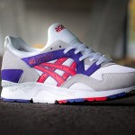 Die schönsten Sneaker 2014 – Asics Gel-Lyte V Fiery Red (+English version)