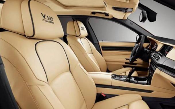 Die besten Oberklasse Limousinen – BMW 760Li Special Edition