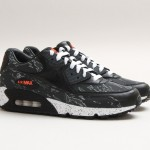 "Die coolsten Sneaker des Jahres 2013 – Atmos x Nike Air Max 90 Premium ""Black Tiger Camo"" (+English version)"