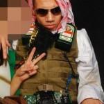 Die besten Party-Kostüme der Welt – Chris Smalling Suicide Bomber