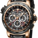 Die schönsten Luxusuhren 2014 – Carl F. Bucherer Patvari TravelTec FourX Limited Edition (+English version)