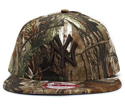 Die besten Basecaps auf dem Markt – New York Realtree Camo Snapback NE (+English version)