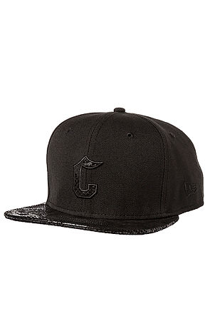 Die besten New Era Cap RELEASES 2014 – Crooks and Castles Python Strapback (+English version)
