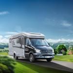 Mercedes-Benz auf der Caravan-Motor-Touristik 2014