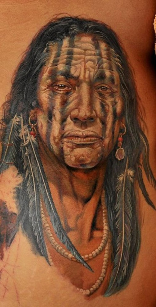 Outstanding Artists | Tattoo Artist Dmitriy Samohin