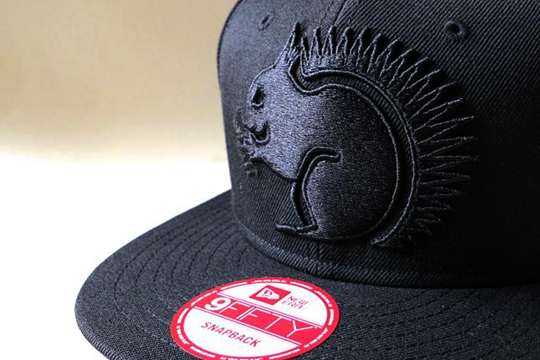 Die schönsten Basecaps 2014 – Black Unit Tactical Apparel New Era 9Fifty Snapback