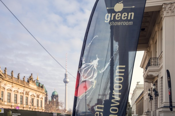 Mercedes-Benz Fashion Week Berlin 2014 – Greenshowroom feiert nach Umzug gelungene Premiere in der  neuen Location