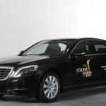 Exklusiver Fahrservice von Mercedes-Benz