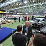 """Beckenbauer: """"Der Mercedes-Benz JuniorCup ist eine tolle Bühne"""""""