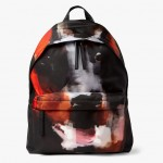 Die coolsten Rucksäcke 2013 – Givenchy Doberman Print Backpack (+English version)