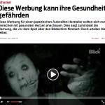 Die krassesten Werbespots der Welt – Autospot mit Traumagarantie