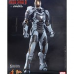 "Die coolsten Actionfiguren – Marvel Iron Man 3 Mark XXXIX ""Starboost"" Collectible Figure RELEASE"