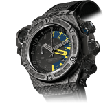Die schönsten Luxusuhren der Welt –   Hublot King Power Oceanographic 4000 Carbon Denim 48mm (+English version)