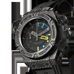 I più belli orologi di lussu in u mondu - Hublot King Power Oceanographic 4000 Carbon Denim 48mm (+ versione tedesca)