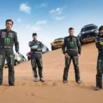 MINI und das X-raid Team treten bei der Rallye Dakar 2014 mit dem MINI ALL4 Racing an