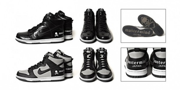Die coolsten Sneaker der Welt – Mastermind Japan x Nike Dunk High Premium Pack (+English version)
