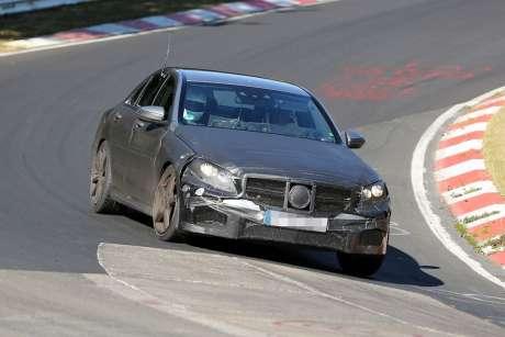 E vitture più fresche di u 2013 - Mercedes C 63 AMG