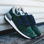 Die coolsten Sneaker des Jahres 2013 – New Balance 990 – Green / Navy (+English version)