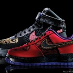 "Die coolsten Sneaker des Jahres 2013 – Nike Air Force 1 ""Year of the Snake"" Pack (+English version)"