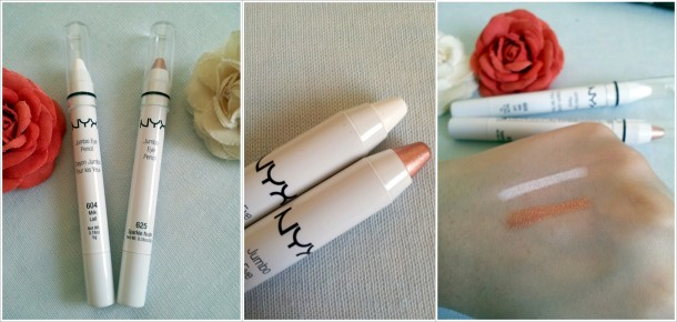 "Product Review – NYX ""Jumbo Eye Pencil"" (+English version)"