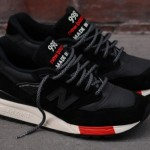 THE COOLEST SNEAKERS OF THE YEAR 2013 – NEW BALANCE 998 BLACK/RED