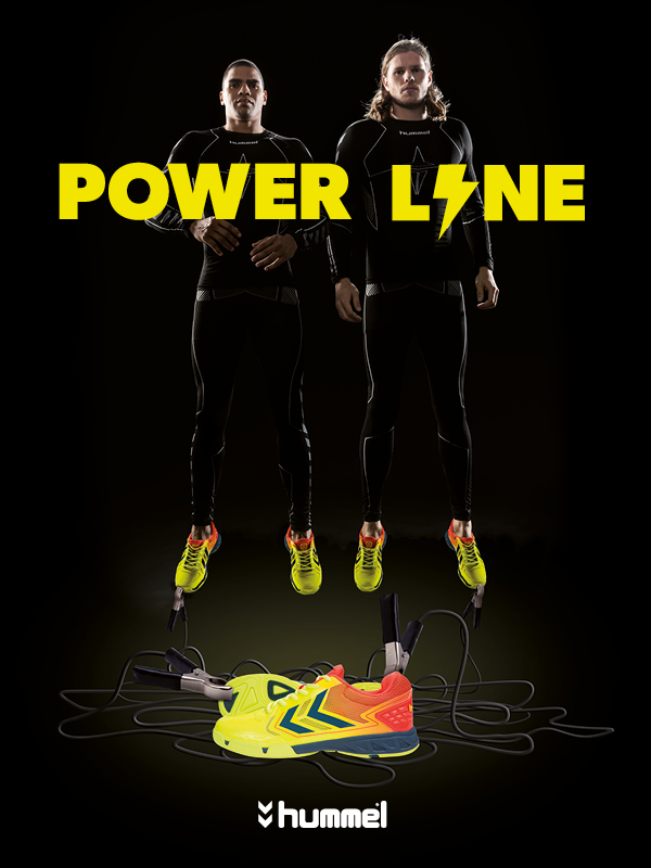 POWER LINE Handballschuhe von hummel (+English version)