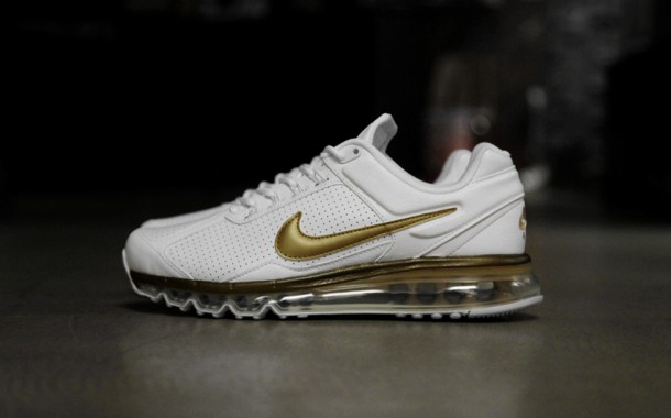 "Die besten Sneaker des Jahres – Nike Air Max 2013 Leather QS ""Metallic Gold"" (+English version)"