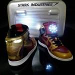 """Maailma vingemad tossud - Nike Dunk High """"Ironman"""", mille autoriks on rohkem kui kunsti kanda (+ saksakeelne versioon)"""