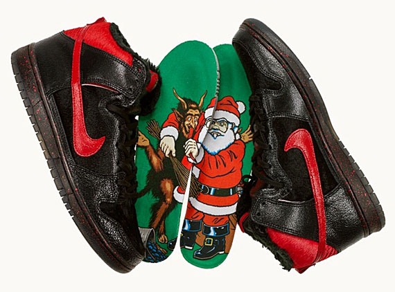 "Die coolsten Sneaker der Welt – Nike SB Dunk High ""Krampus"" (+English version)"