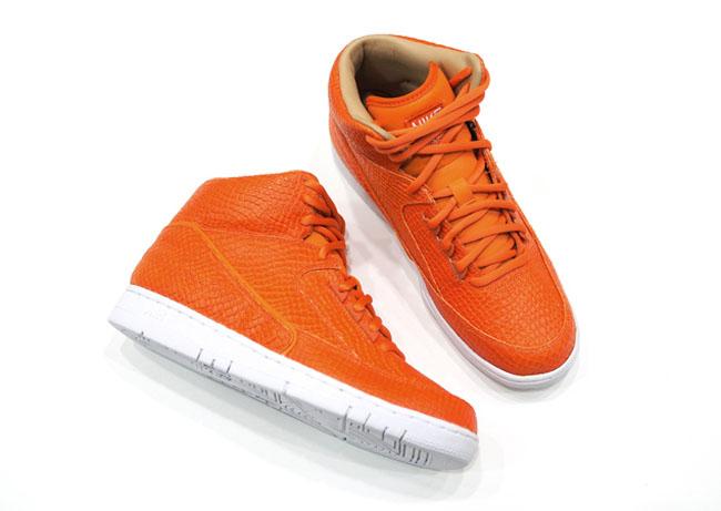 """Die schönsten Sneaker RELEASES 2014 – Nike Air Python """"Starfish/Starfish/Total Orange"""""""