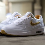 "Die coolsten Sneakers 2013 – Nike Air Max 1 FB ""Metallic Gold"" (+English version)"