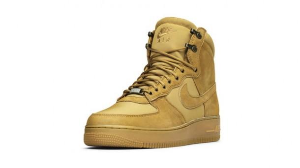 Die schönsten Sneaker RELEASES – Nike Air Force 1 Hi Boot XXX Collection (+English version)
