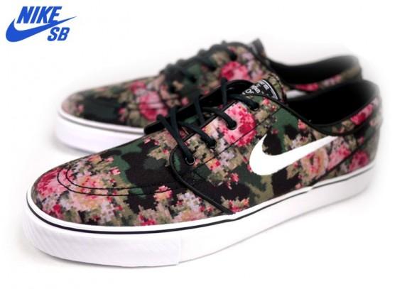 Nike Sb Janoski Floral Camo Buy