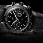 "Die schönsten Luxusuhren 2013 – Omega Speedmaster  ""Dark Side of the Moon"" (+English version)"