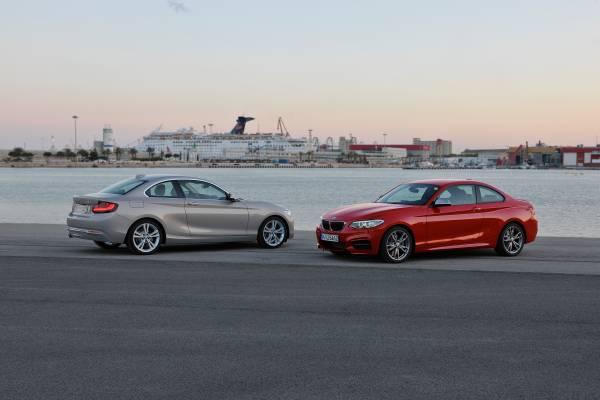 Dynamik in einer neuen Dimension – Das BMW 2er Coupé