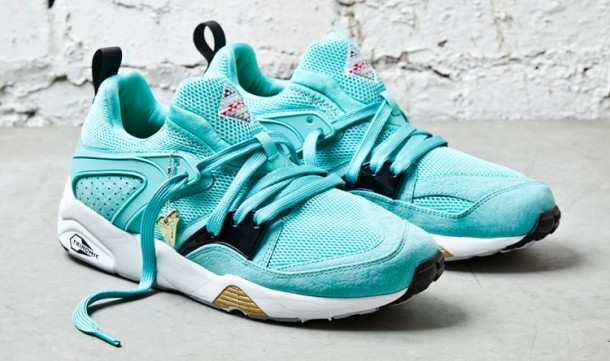 "Die coolsten Sneaker des Jahres – SNEAKER FREAKER X PUMA ""SHARKBAIT"" BLAZE OF GLORY (+English version)"