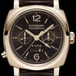 Die Schönsten Luxusuhren der Welt 2013 – Panerai Radiomir 1940 Chrono Monopulsante 8 Days GMT Oro Rosso (+English version)