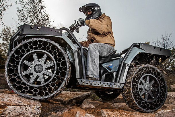 Die besten Quads für den Winter – Polaris SPORTSMAN® WV850 H.O.