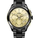 Die schönsten Luxusuhren der Welt – Rado HyperChrome Gold Chronograph (+English version)