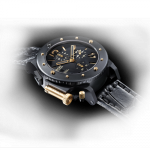 U-42 Chrono Gold ©