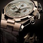 Die schönsten Luxusuhren 2014 – Vacheron Constantin Overseas Chronograph mit ewigem Kalender (+English version)